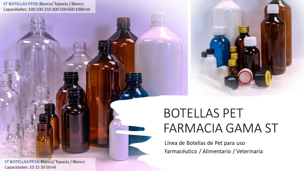 Botellas Pet Farma ST